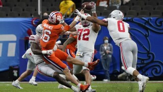 Tommy Togiai Ohio State