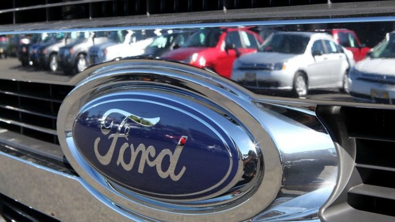 Ford production to resume