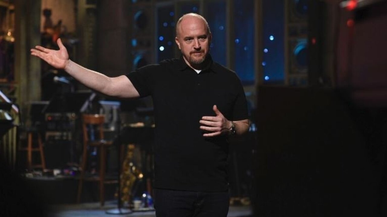 Louis C.K. accused of sexual misconduct in bombshell report