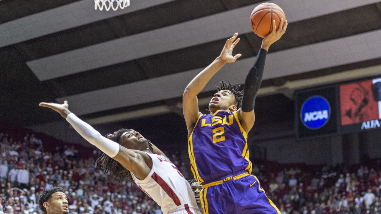 LSU Preview Basketball