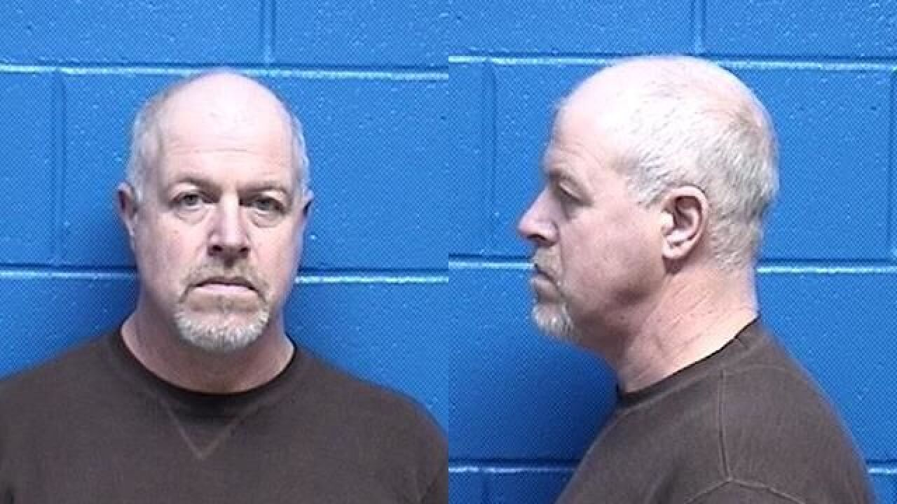 Billy Dean Smith Mugshot