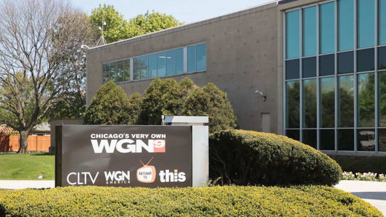 Tribune Media Co. sues Sinclair Broadcast Group after merger agreement terminated