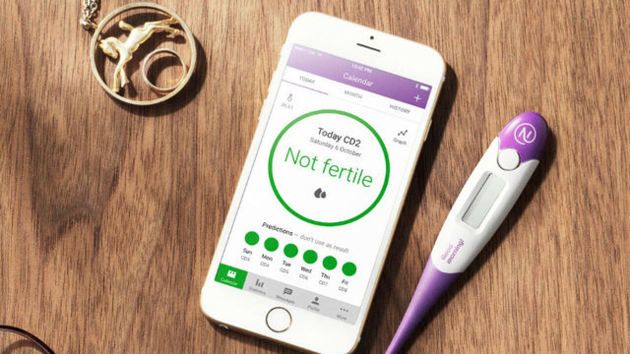 Newly FDA approved birth control app raises concerns