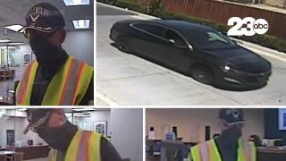 BBVA Bank Robbery Suspect
