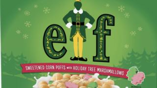 New 'Elf' Cereal Tastes Like Maple Syrup