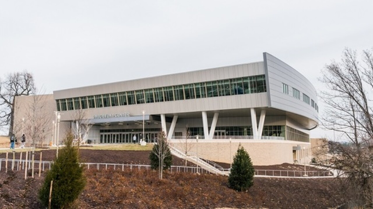 UMBC debuts new Event Center February 3