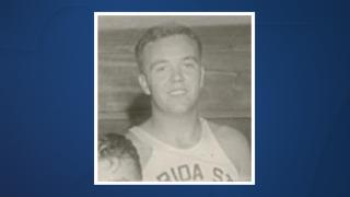 Former FSU basketball player, longtime fan Larry Strom passes away at 86