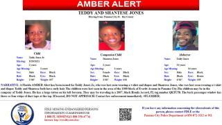 Florida Amber Alert