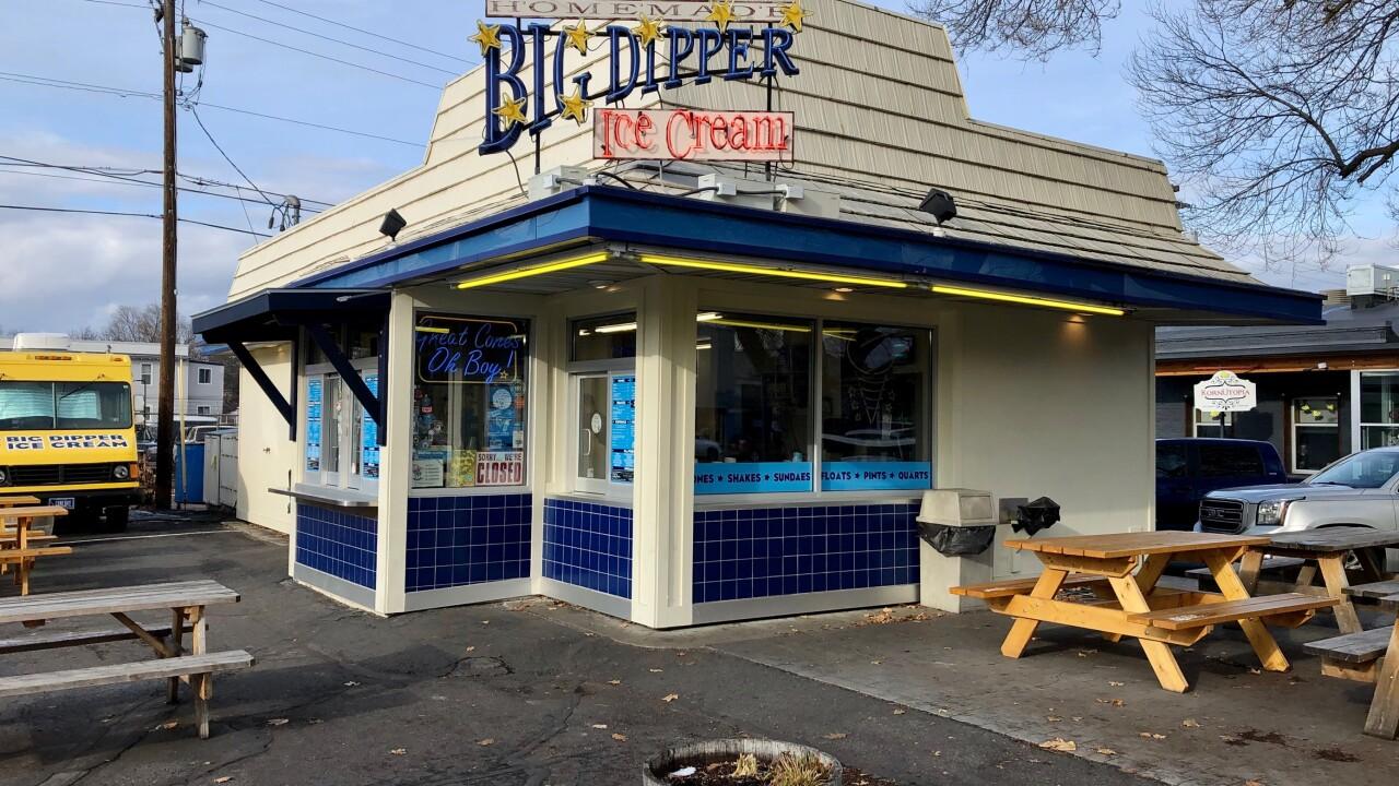 Big Dipper building a second location