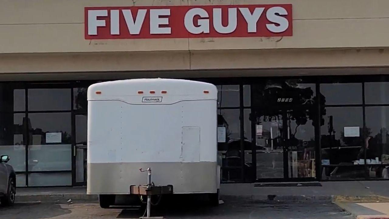 Five Guys in Great Falls