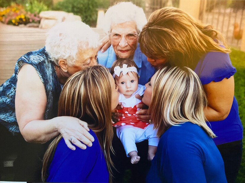 Eleanor Nesbitt's Family