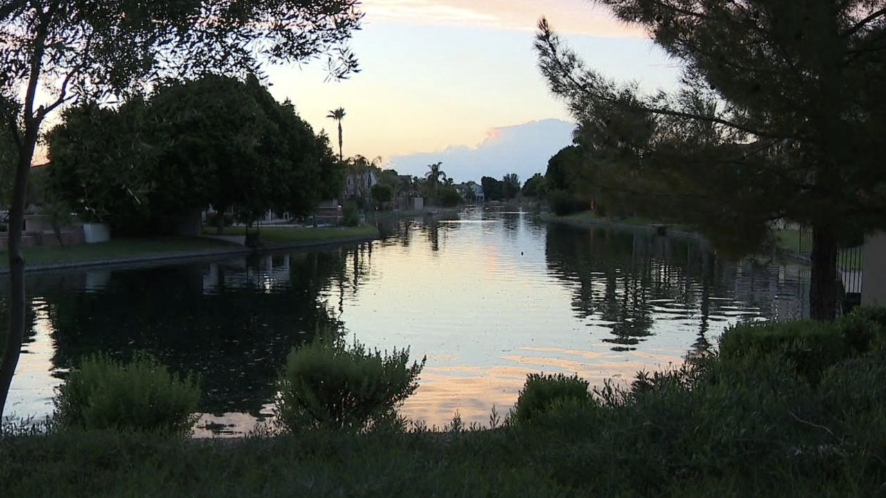 2-year-old girl dies after being pulled from Chandler Lake