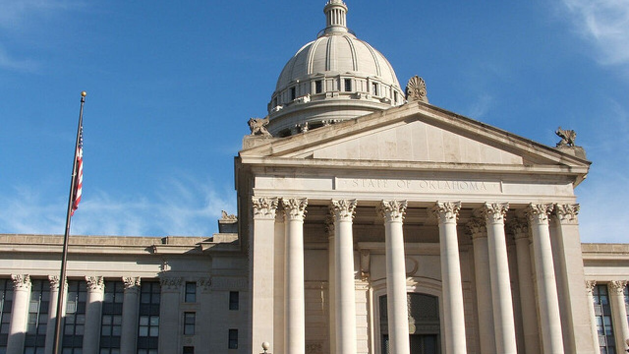 Oklahoma House approves adoption bill LGBT group is fighting