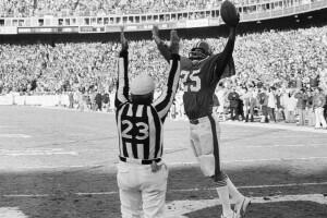Football Games  AFC  Championship  1978 Denver  vs Oakland