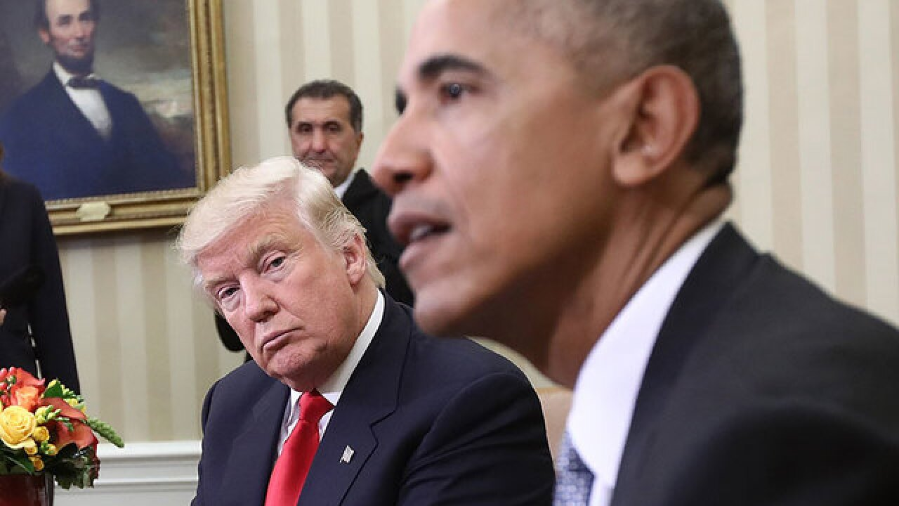 DC Daily: Trump blasts Obama over Russian hack