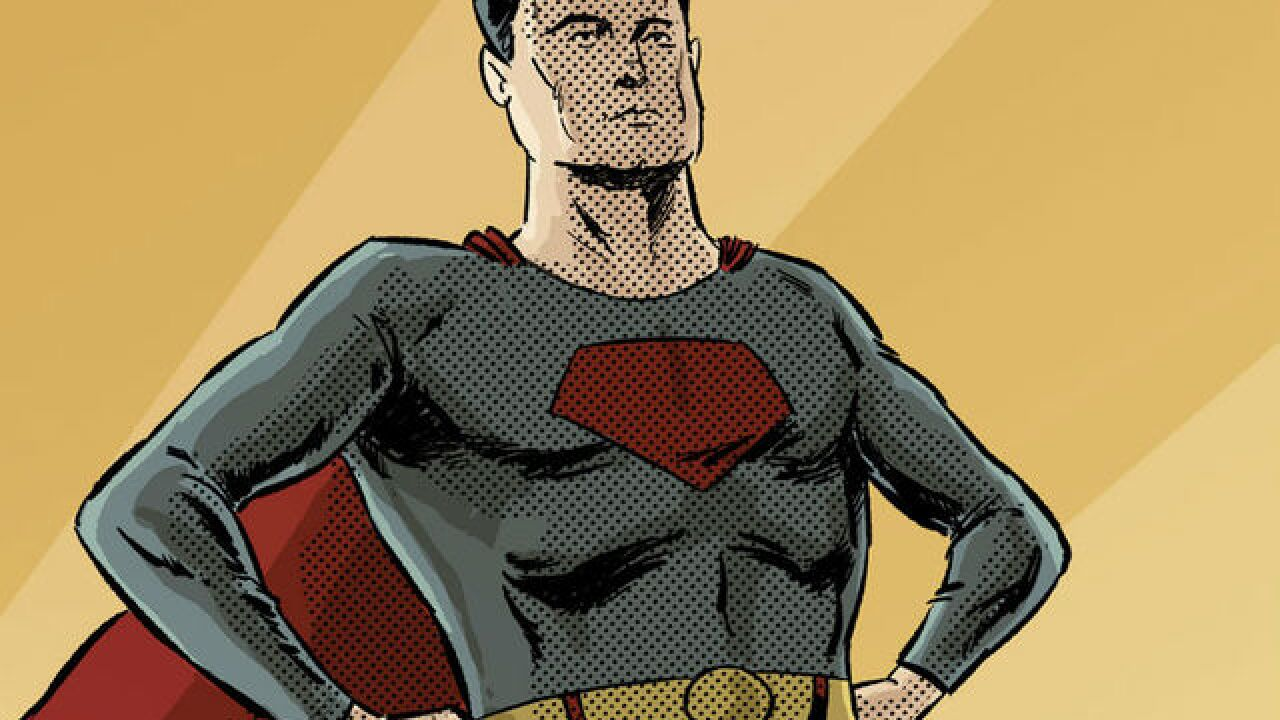 COMIC: Superman's strange, sad tie to Cincinnati