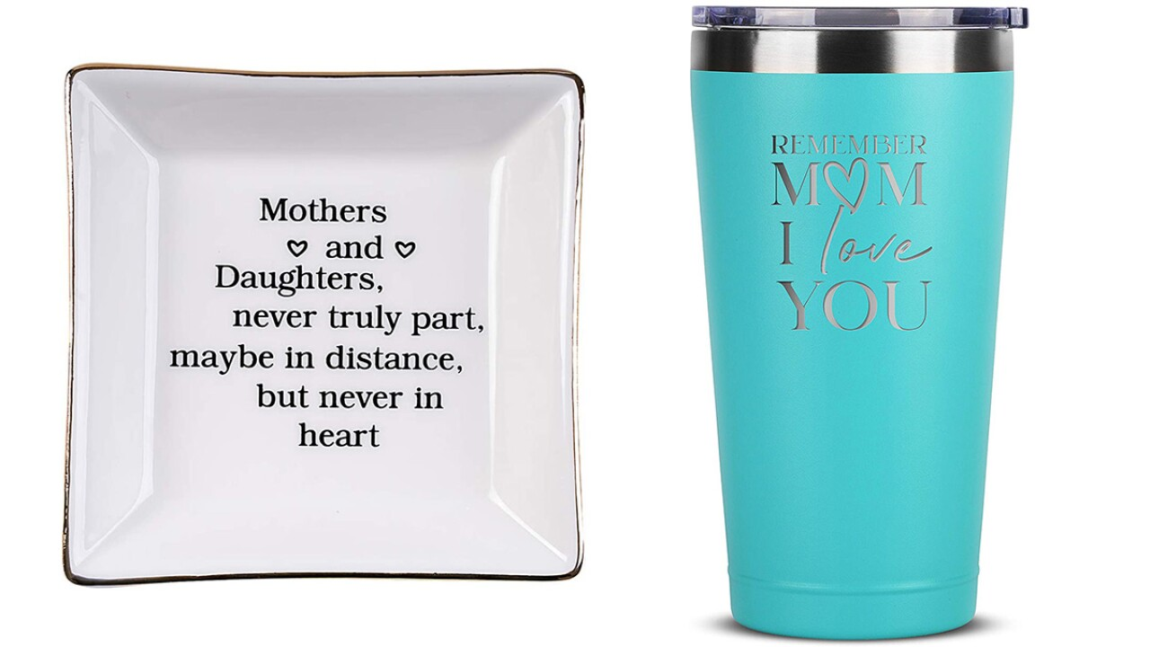 Best Valentine's gift for mom from daughter 2021