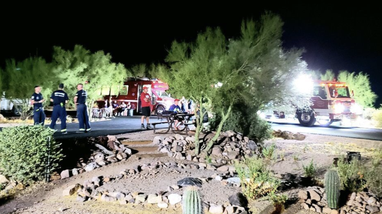 Hikers rescued from Lost Dutchman State Park