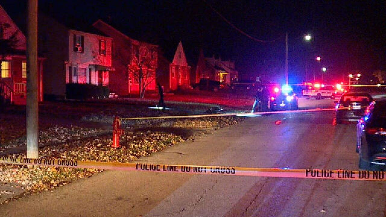Two injured in Maple Heights shooting Saturday