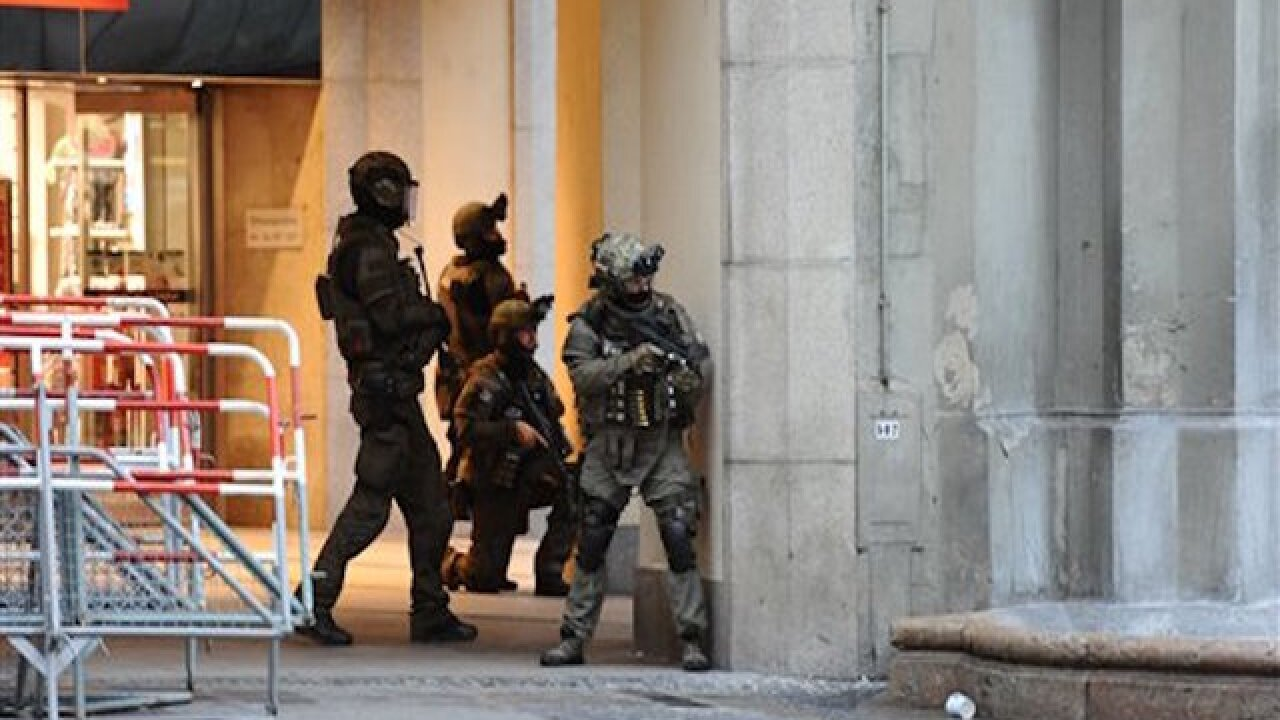 'Shooting spree' reported at Munich mall