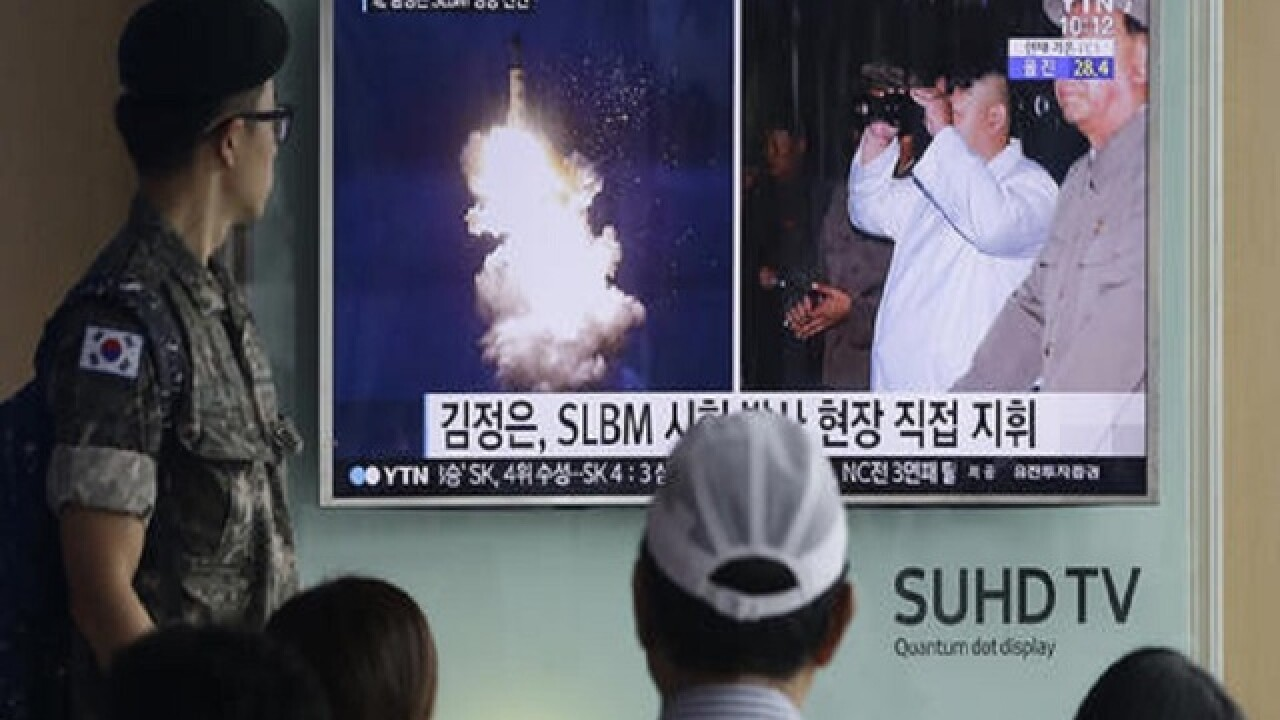 UN Security Council condemns latest North Korea missile tests
