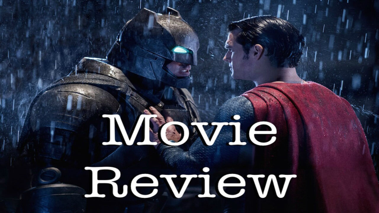 MOVIE REVIEW: 'Batman v Superman'