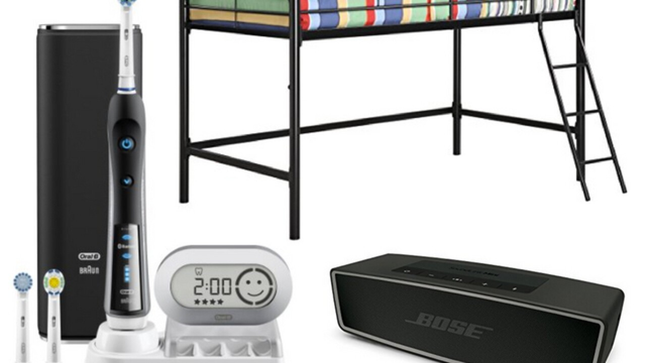Amazon Prime Day deals include bunk bed, electric toothbrush, Bose speaker and more