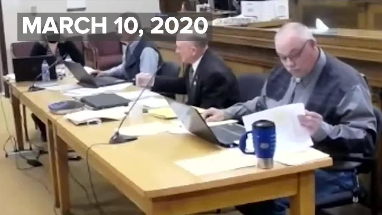 Custer County Board of Health