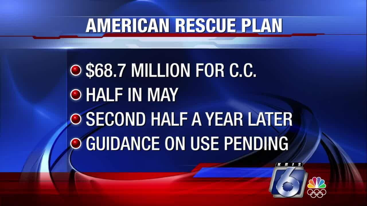American Rescue Plan for Corpus Christi