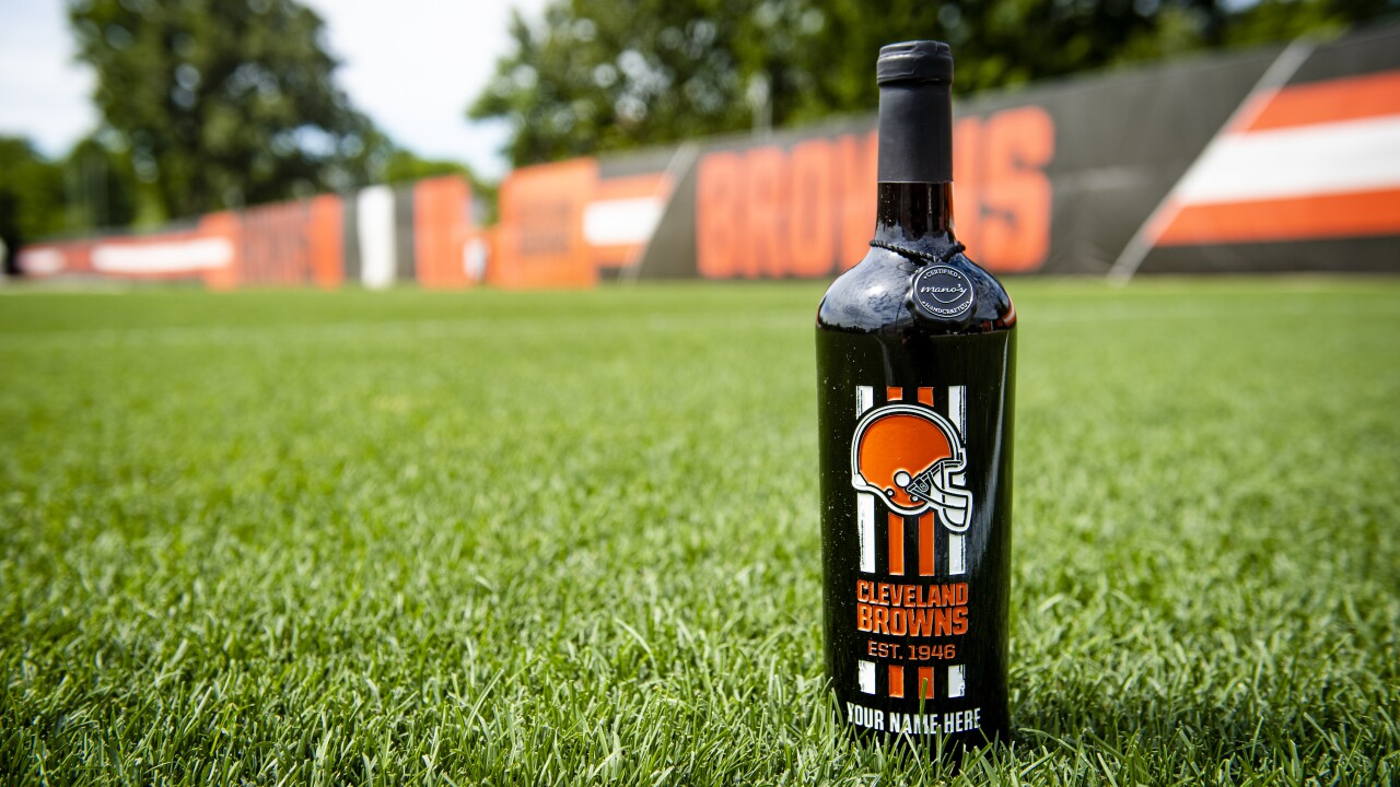Browns wine