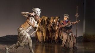 Photos: Broadway musical 'The Lion King' returns to Norfolk