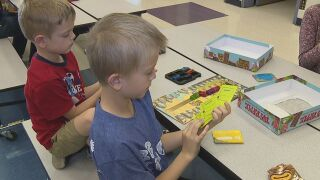 Parents can increase school performance with game night
