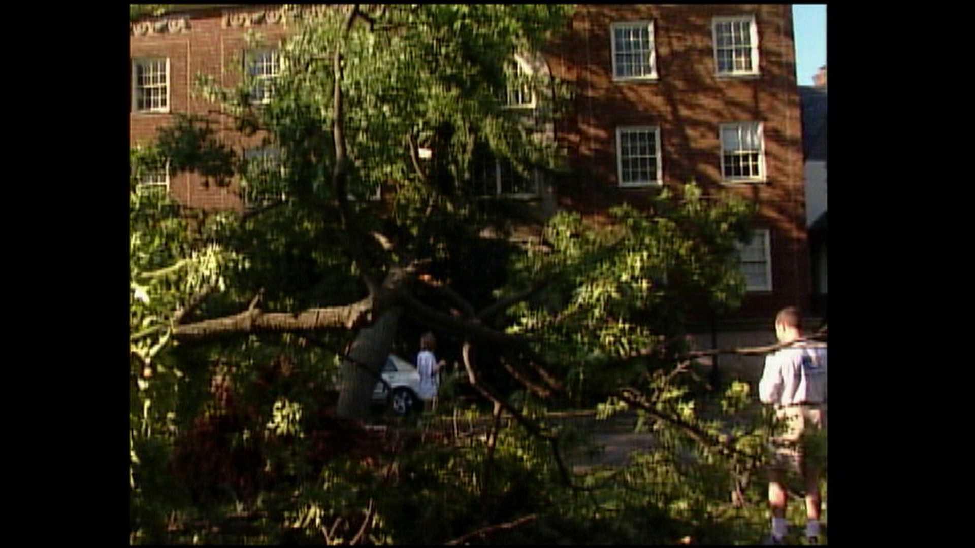 Photos: YOUR PHOTOS: Hurricane Isabel strikesVirginia