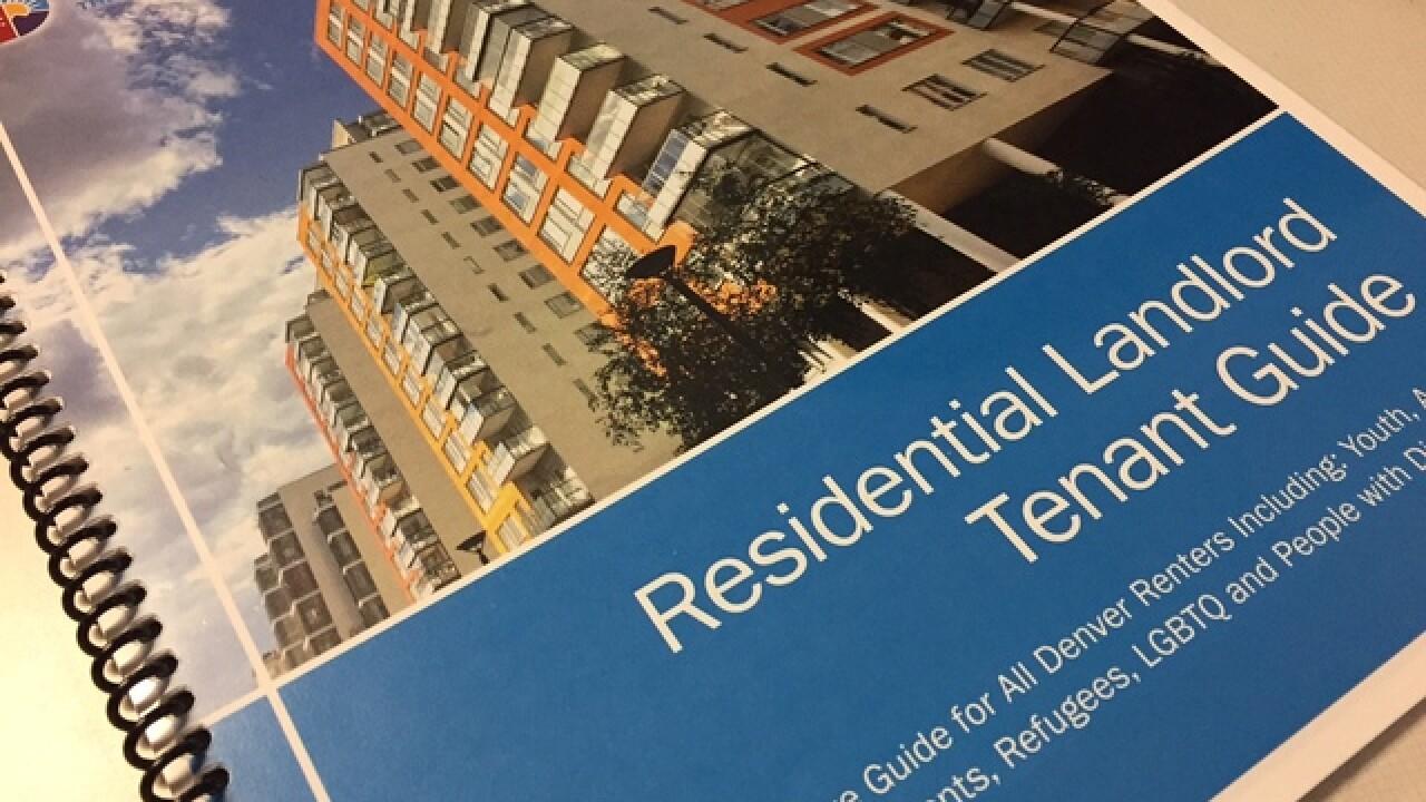 Denver expands eviction assistance services