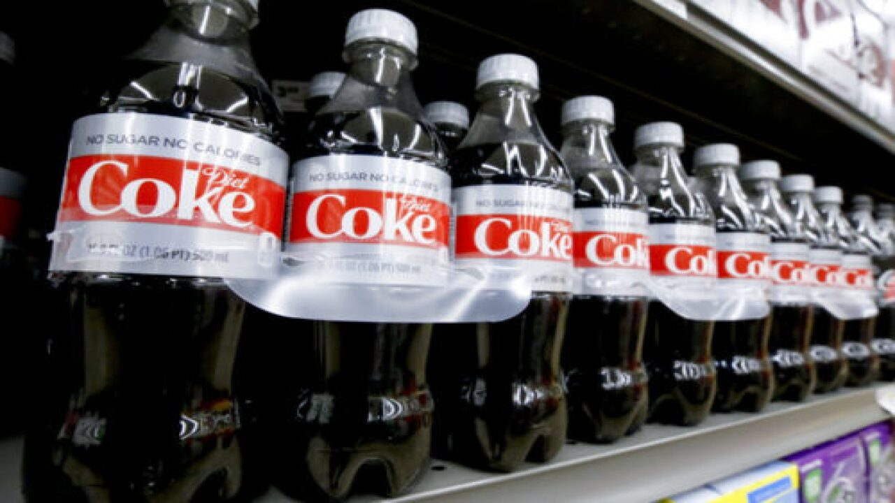 Nominate Someone To Win A Year's Supply Of Diet Coke