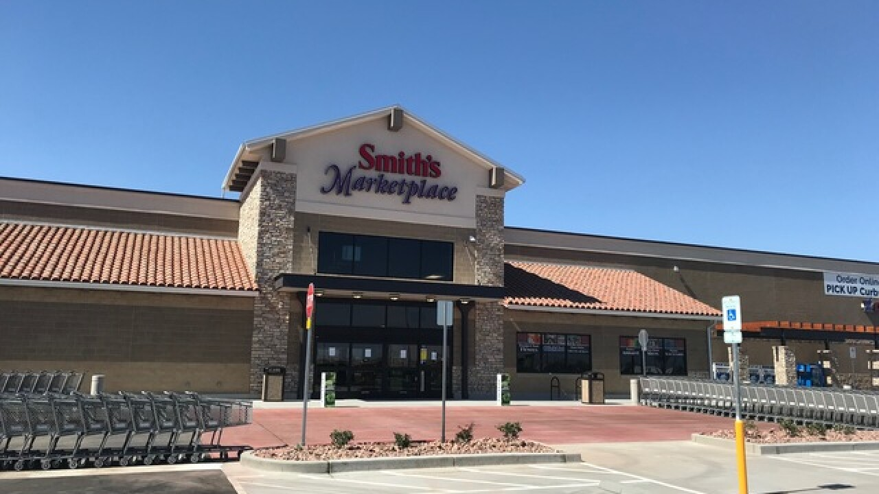 Smith's Marketplace makes its Las Vegas debut