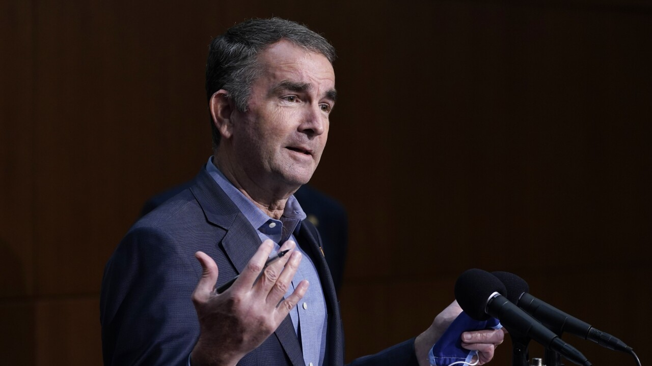 Virginia Gov. Ralph Northam Signs Bill Ending Ban on Abortion Coverage for Insurance Plans