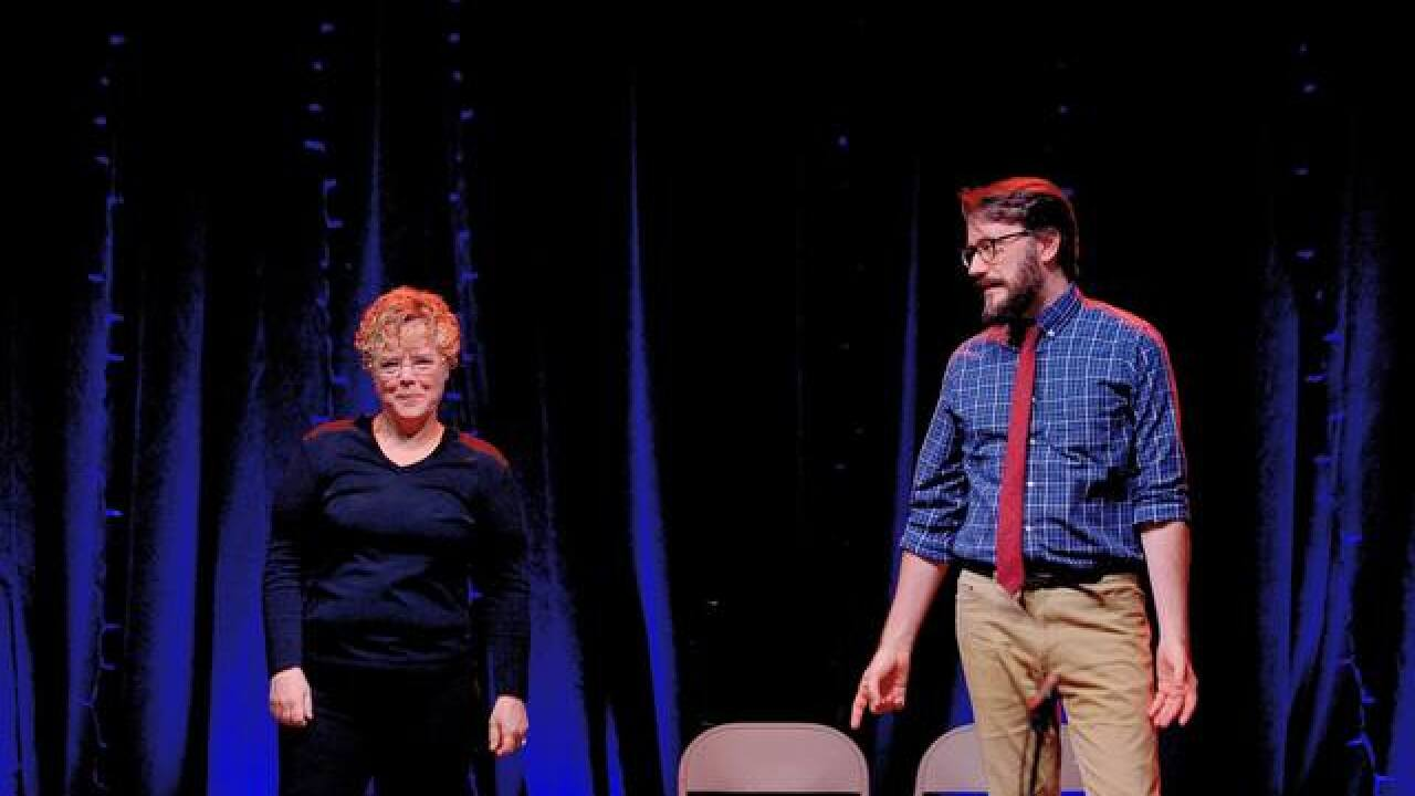 Need a laugh? Then IFCincy improv is for you