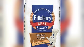 More than 4,600 cases of Pillsbury flour recalled because of possible E. coli contamination