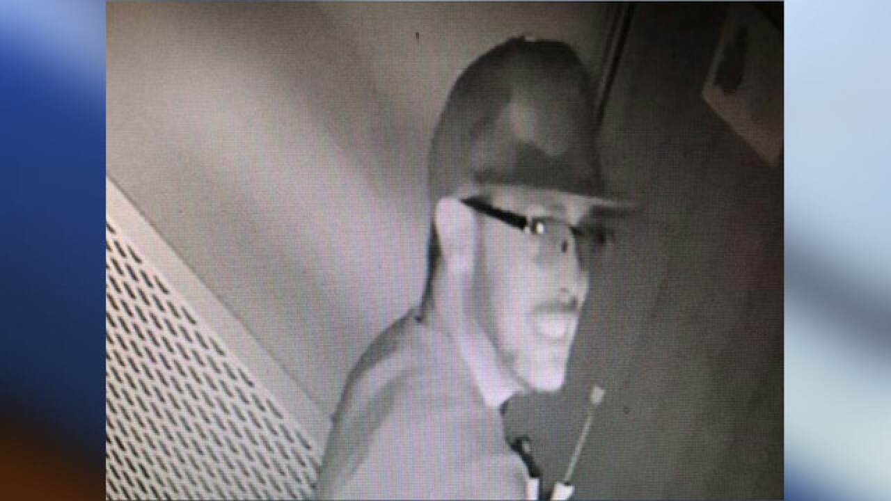 Man wanted for Vista break-ins