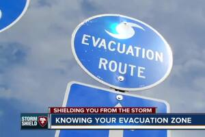 Whan and where to evacuate before a storm hits