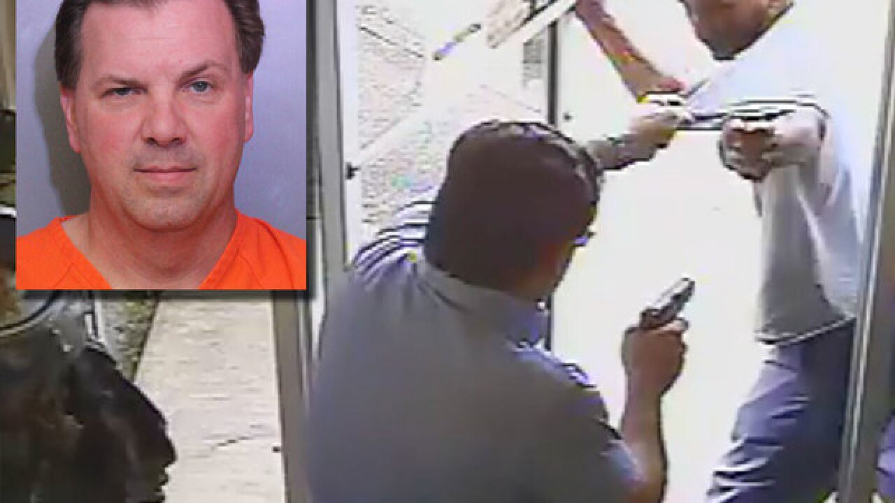 Lakeland commissioner charged with murder