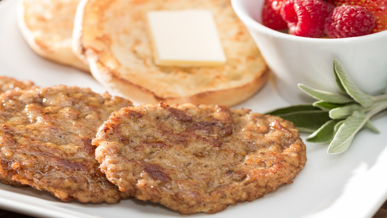 More than 6,000 pounds of turkey and sausage patties from Walmart are being recalled