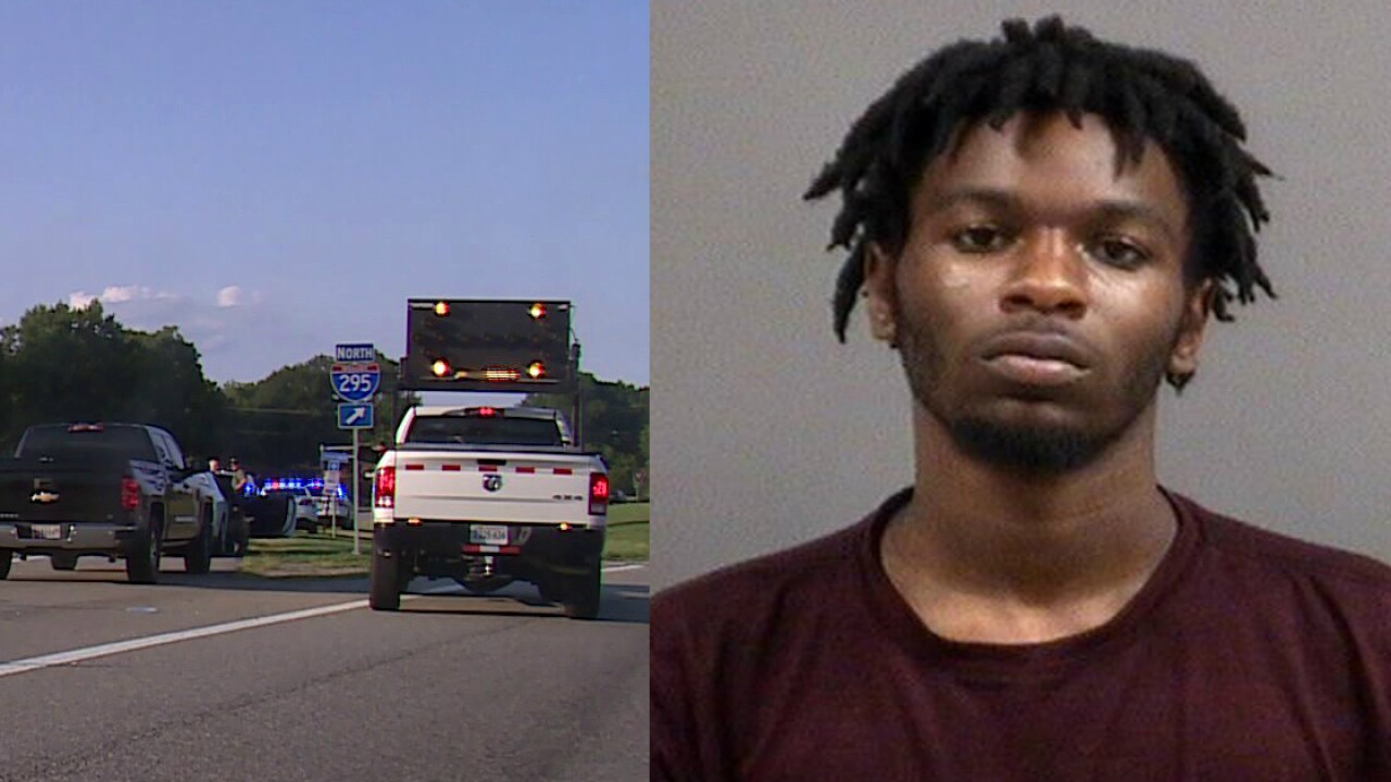 New Jersey man arrested in carjacking that ended in Hopewellshooting