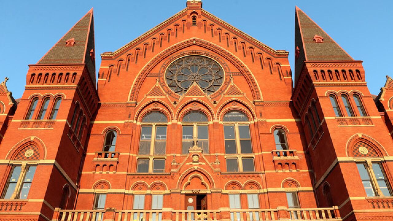 Get a sneak peek at rejuvenated Music Hall