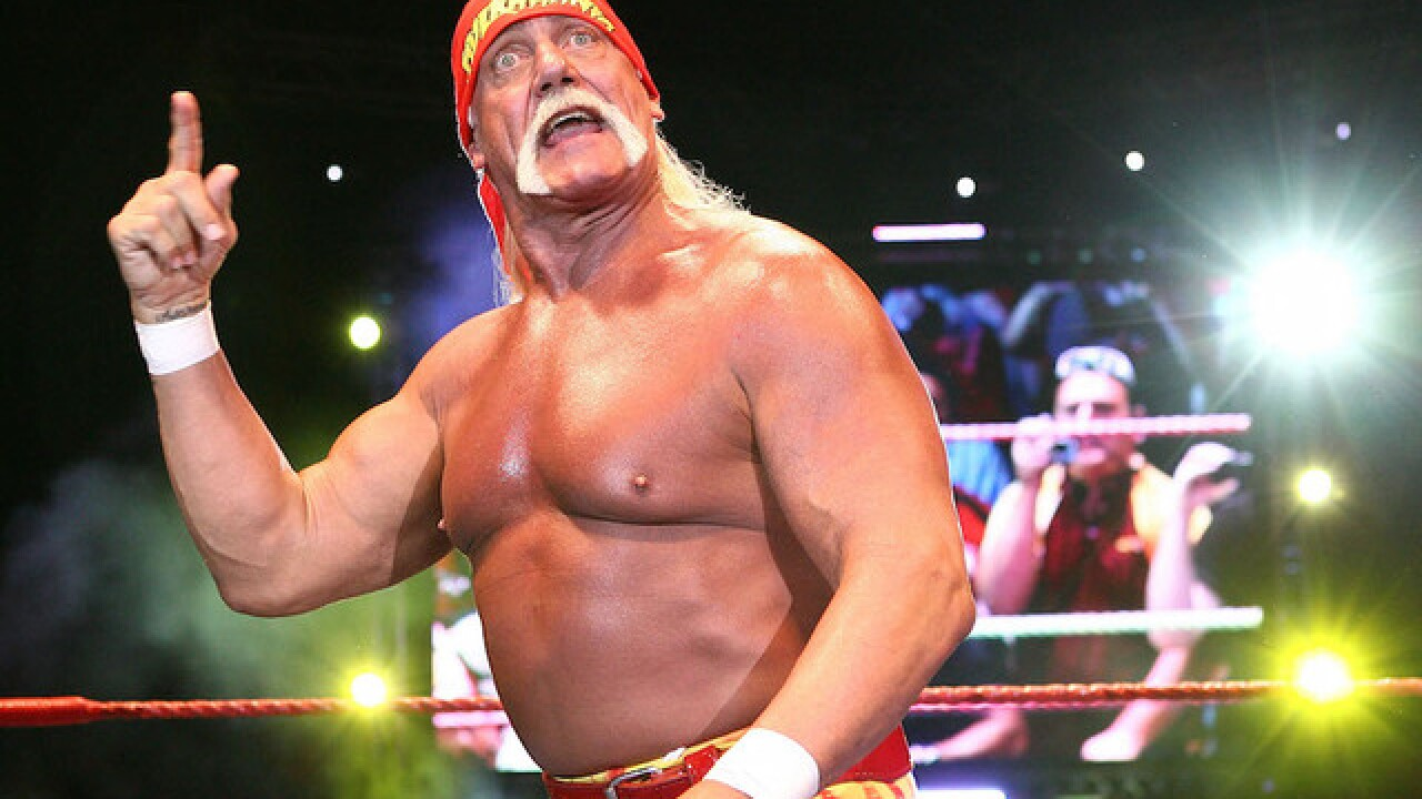 Trial starting between Hulk Hogan, Gawker