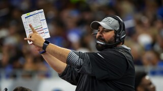 Matt_Patricia_Buffalo Bills v Detroit Lions