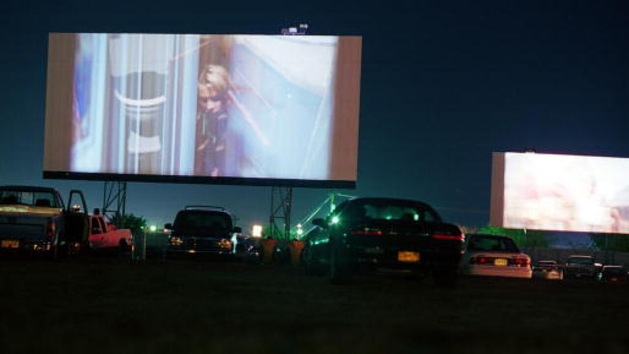 Suffolk park to host drive-in movie night