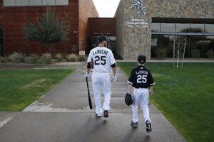 Family first: LaRoche retires from baseball