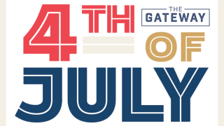 Fourth of July celebration at the Gateway